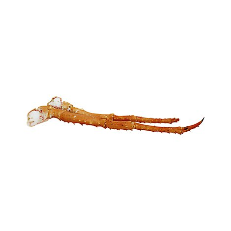 Seafood Counter Crab King Leg & Claw 9-12 Frozen - 1.00 LB