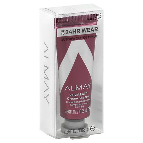 Almay Cream Eyeshadow Ruby Glam - .33 Oz