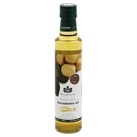 Brookfarm Macadamia Oil - 8.5 Oz