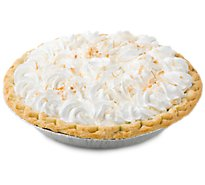 Bakery Pie Cream Coconut 8 Inch - Each