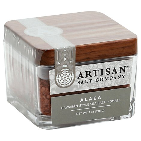 Artisan Salt Alea Coarse Salt - 7 Oz