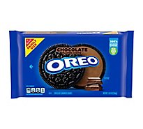 OREO Cookies Sandwich Chocolate Cream - 20 Oz