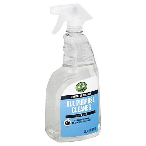 Open Nature Cleaner All Purpose - 32 Fl. Oz.