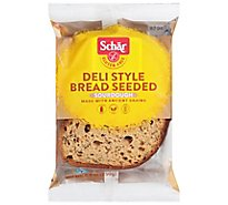 Schar Bread Deli Style Seeded - 8.8 Oz
