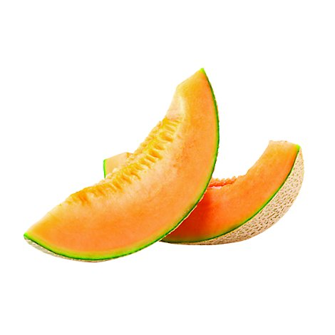 Cut Cantaloupe - Each