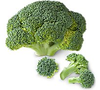 Organic Broccoli - Each