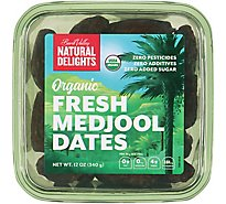 Bard Valley Medjool Dates Organic - 12 Oz