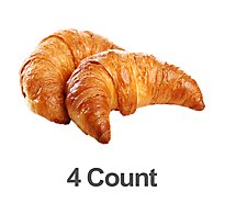 Croissant Butter Luxury 4ct