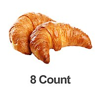 Croissant Butter Luxury 8ct