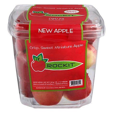 Rockit Apple Shuttle Pack - 3 Lb
