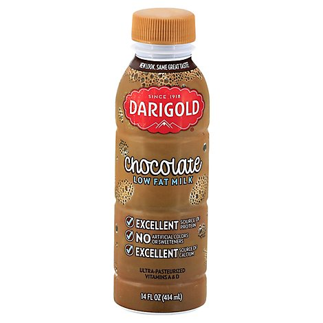 Darigold Chocolate Up Bottle - 14 Fl. Oz.