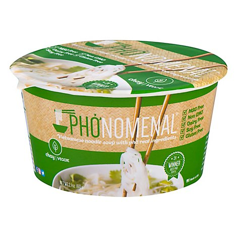 Phonm Soup Pho Veggie - 2.1 Oz