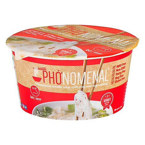 Phonm Soup Pho Beef - 2.1 Oz
