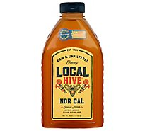 Local Hive 100% Raw & Unfiltered Northern California Honey - 40 Oz