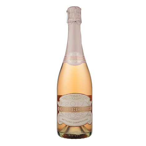 Conundrum Sparkling Rose Wine - 750 Ml