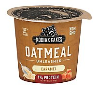 Kodiak Cakes Oatmeal Unleashed Caramel - 2.12 Oz