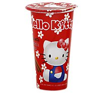 Hello Kitty Biscuits With Chocolate Cream - 1.76 Oz