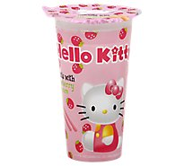 Hello Kitty Biscuits With Strawberry Cream - 1.76 Oz
