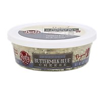 Roth Cheese Buttermilk Blue Crumbled Original - 4 Oz