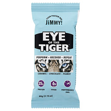 Jimmybar Bar Prtn Eye Of The Tiger - 2.05Oz