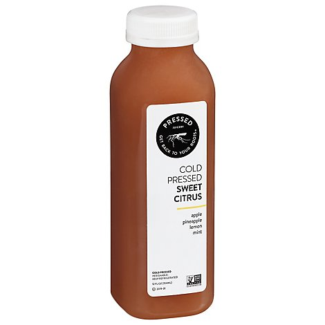 Pressed Juicery Sweet Citrus - 12 Fl. Oz.