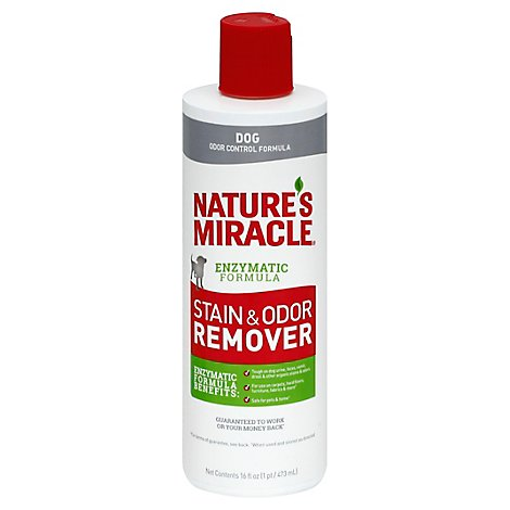Natures Miracle Stain/Odor Remover - 16 Oz