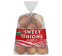 Signature Farms Onion Sweet - 3 Lb
