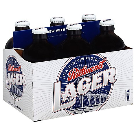 Hardywood Richmond Lager In Bottles - 12 Oz