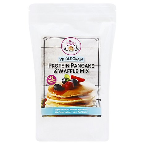 Muscle Donut Gf Protein Pancake Mix - 20 Oz