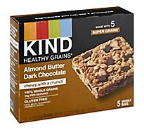 Kind Bar Almnd Btr Drk Choc - 6.2 Oz