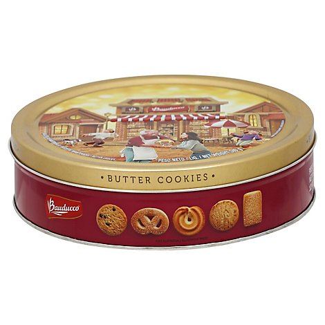 Bauducco Butter Cookies - 12 Oz