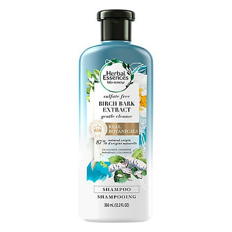 Herbal Essences Bio Renew Shampoo Sulfate Free Birch Bark Extract - 12.2 Fl. Oz.