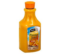 Signature SELECT Orange Juice No Pulp - 52 Fl. Oz.