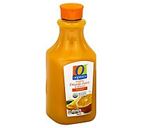 O Organics Organic Orange Juice No Pulp - 52 Fl. Oz.