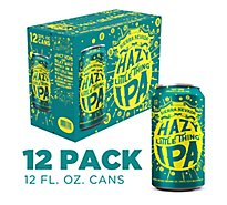 Sierra Nevada Hazy Little Thing Ipa In Cans - 12-12 Fl. Oz.