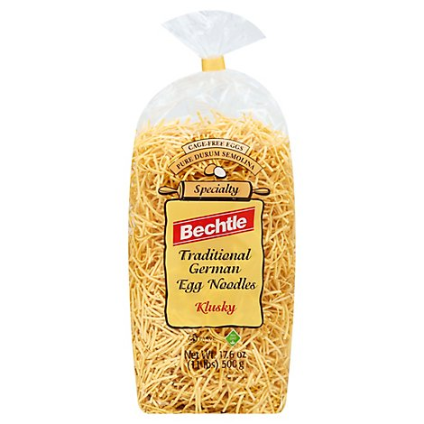 Bechtle Egg Noodles Traditional German Klusky - 17.6 Oz