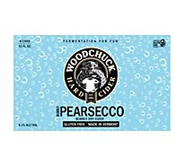 Woodchuck Pearsecco In Cans - 6-12 Fl. Oz.