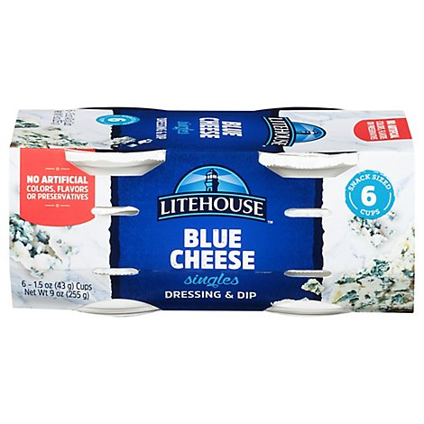 Litehouse Dressing Chunky Blue Cheese - 9 Oz