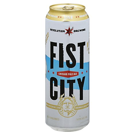 Revolution Fist City - 19.2 Fl. Oz.