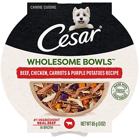 Castor & Pollux Organix Dog Food Adult Organic Chicken & Potato Recipe - 12.7 Oz