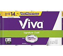 Viva Towels Giant Roll Choose-A-Sheet - 8 Roll