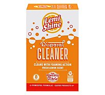 Lemi Shine Garbage Disposal Cleaner - 8 Count
