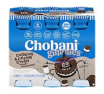 Chobani Gimmies Cookies And Cream Yogurt Milkshake - 6-4 Fl. Oz.