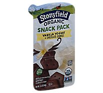Stonyfield Farm Vanilla Chocolate Cookie - 2.4 Oz