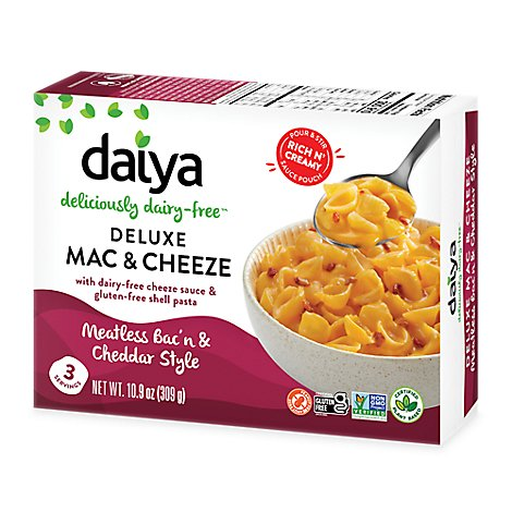 Daiya Mac & Chs Bacon Cheddar - 10.9 Oz