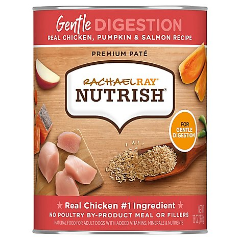 Castor & Pollux Organix Dog Food Organic Grain Free Chicken & Vegetable Recipe - 12.7 Oz