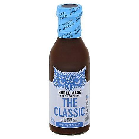 The New Primal Marinade & Cooking Sauce Classic - 12 Fl. Oz.