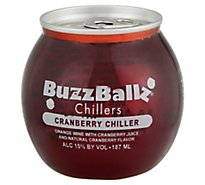 Buzz Ballz Cranberry Chiller - 187 Ml
