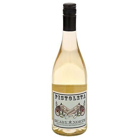 Quady North White Blend Pistoleta Wine - 750 Ml