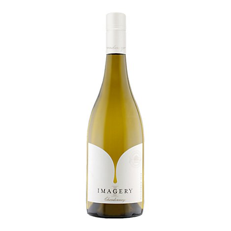 Imagery Estate Winery Wine White Chardonnay - 750 Ml